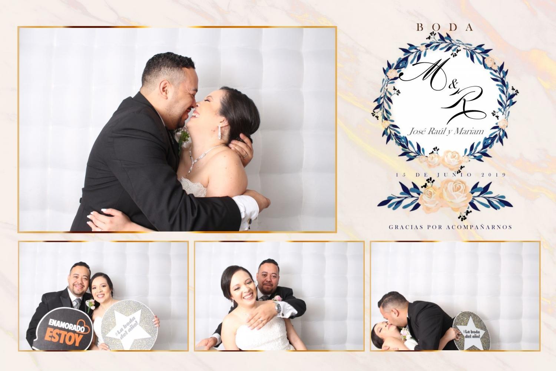 Fotografía digital e impresa de boda jose raul